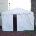 9 x 10 marquee solid walls - Copy